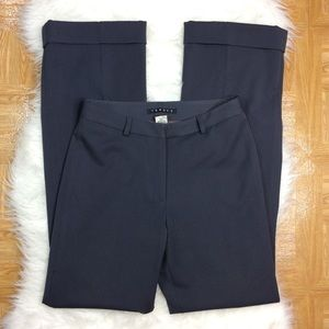 Theory Grey Trouser Pants